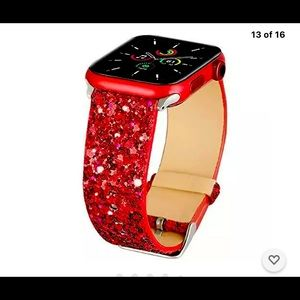 iWatch 38MM Glitter Watchband with tools